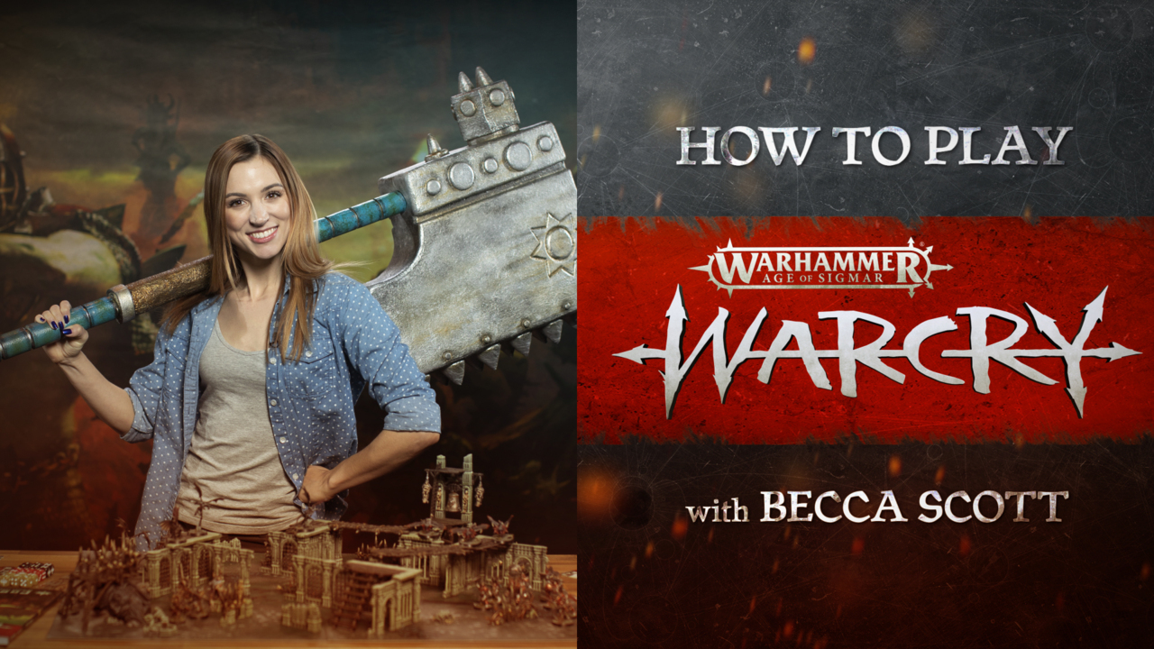 WarCry - Warhammer Age of Sigmar | Games Workshop