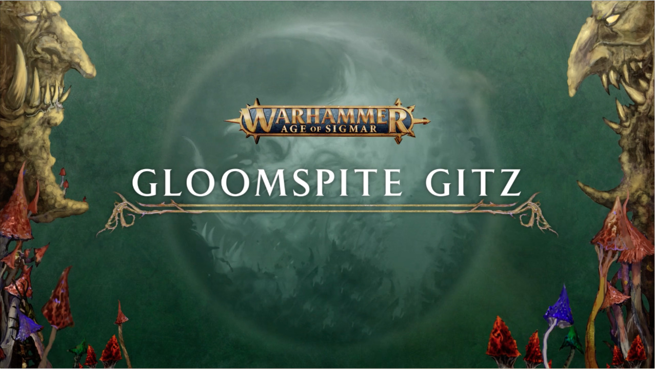 Gloomspite Gitz - all the release information in one place