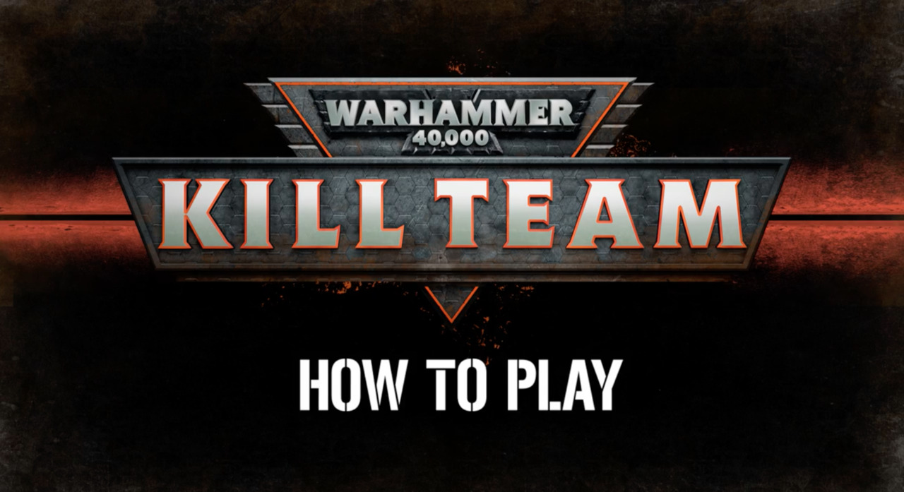Kill Team - Warhammer 40,000