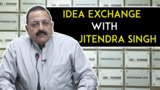 'Governor's rule is no alternative to democracy', MOS Jitendra Singh At Idea Exchange