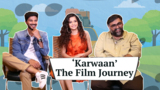 Dulquer Salmaan and Mithila Palkar Reminisce about 'Karwaan' Journey