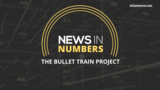 News in numbers: Bullet train targets