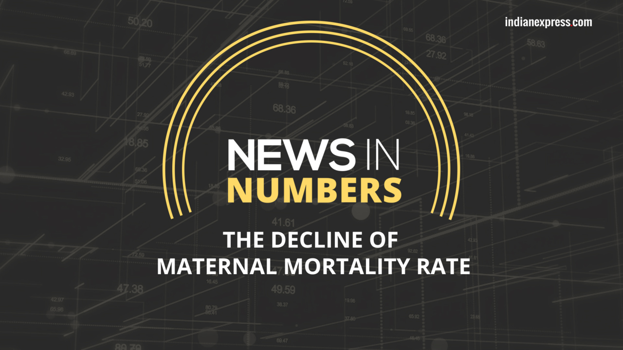 Maternal mortality rate: News in numbers