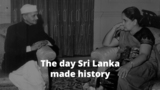 On this day in 1960, Sri Lanka elected its first female head of state.
