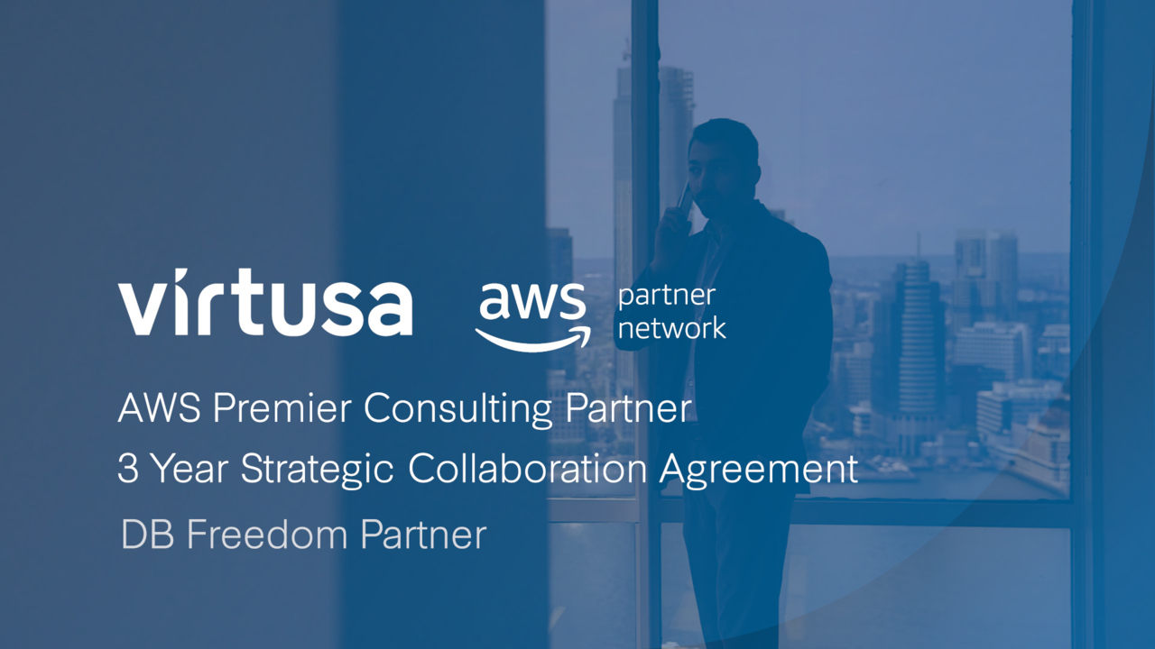 Accelerate AWS Migration with Virtusa