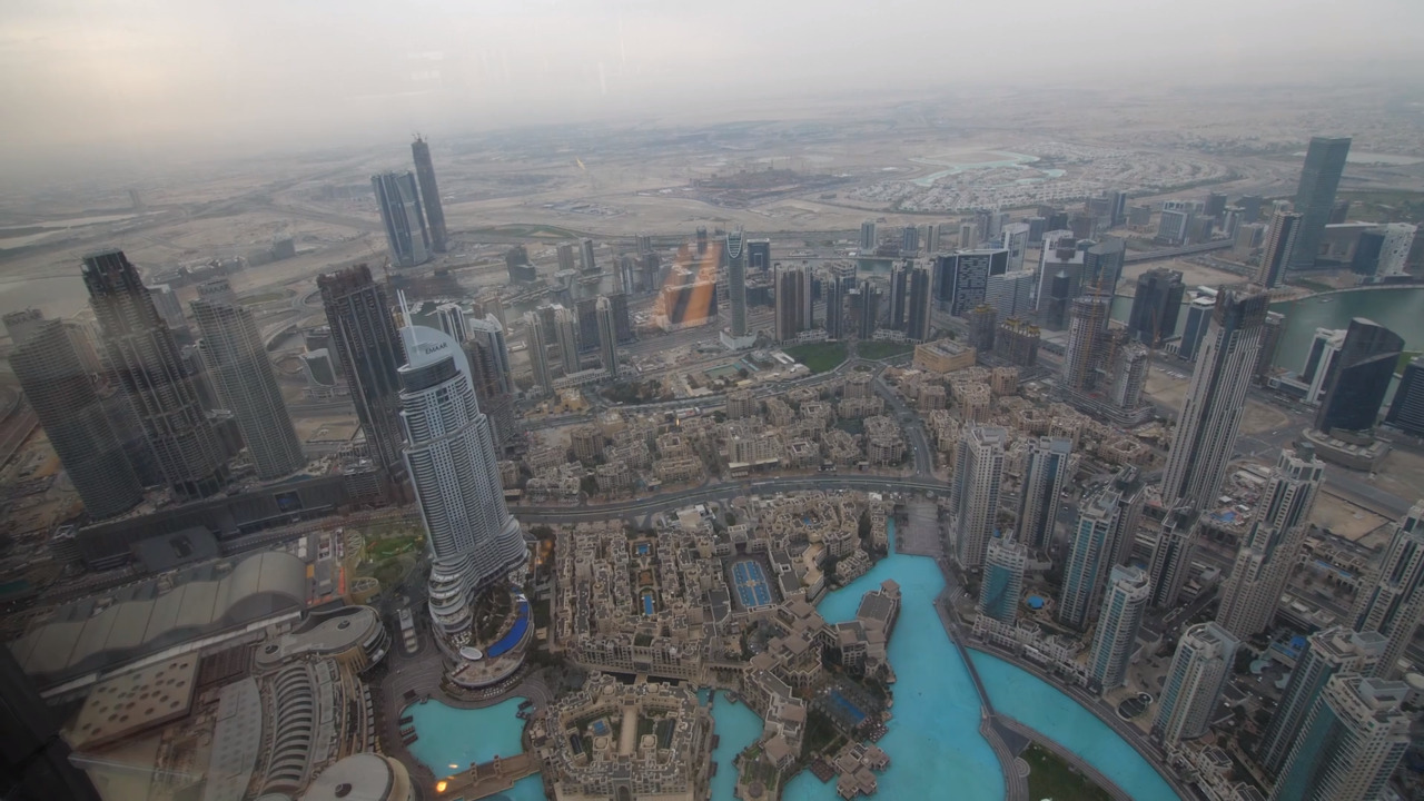 Virtusa Breakfast Event at the Burj Khalifa in Dubai: How data drives a 1080 customer viewi