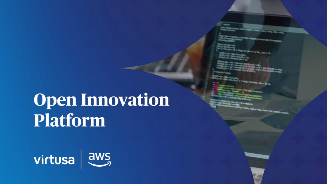 Virtusa's Open Innovation Platform on AWS