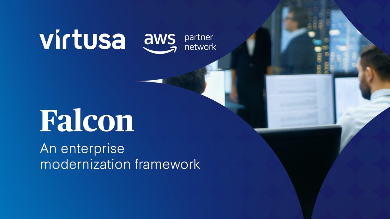 Falcon – Ein Framework zur Unternehmensmodernisierung für AWS-Kunden