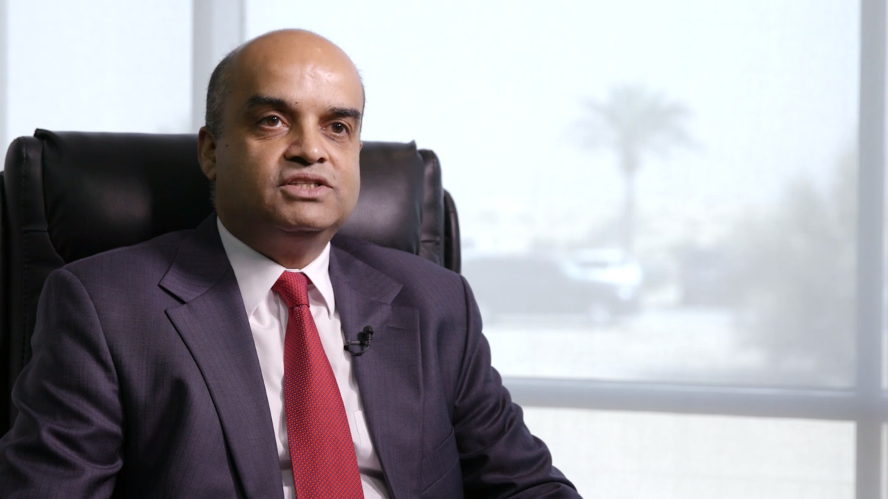 Nitin Bhargava, Head of Business Technology at Mashreq Bank describes the role of technology and Virtusa in driving business growth