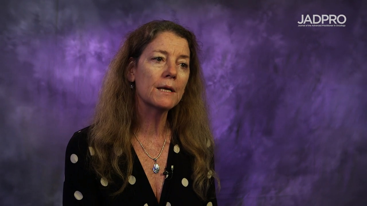 Sandra E. Kurtin, PhD, ANP-C, AOCN, on Treating CLL in the Community Setting: Early Discontinuation of First-Line Ibrutinib