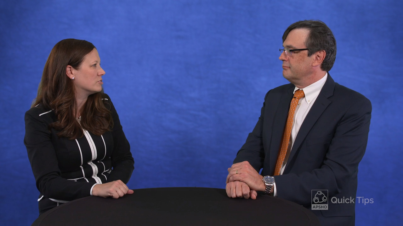 How do I evaluate the data on immunotherapies used to treat advanced or metastatic melanoma?