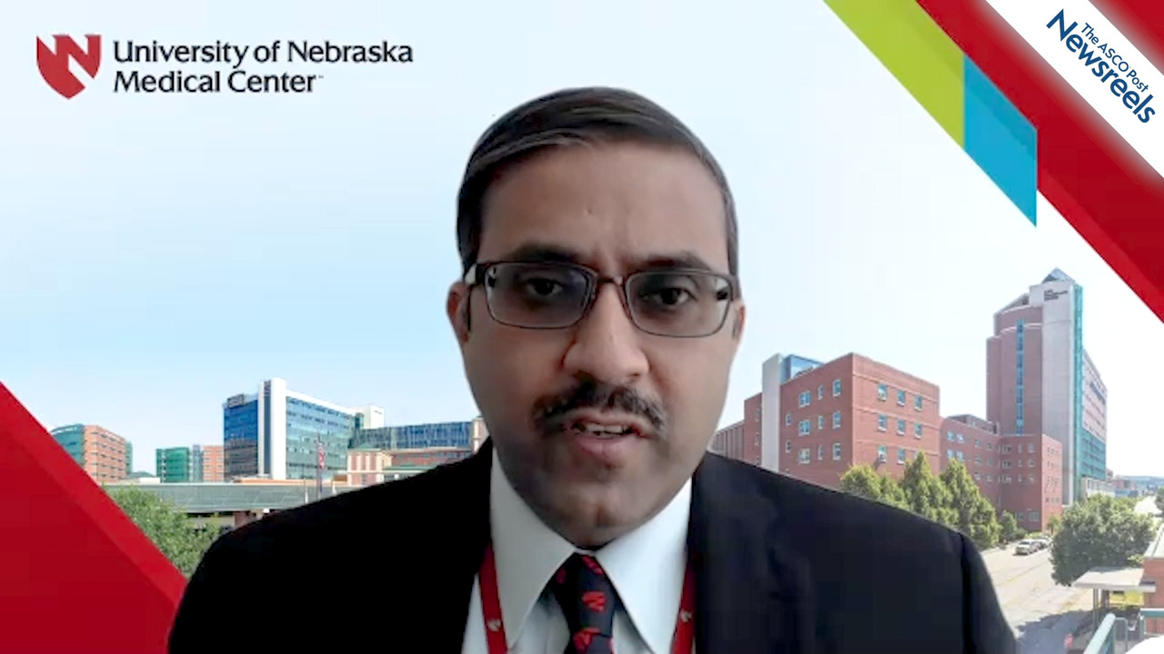 Apar Kishor Ganti, MD, on NSCLC: Real-World Adherence and Persistence of ALK Inhibitors