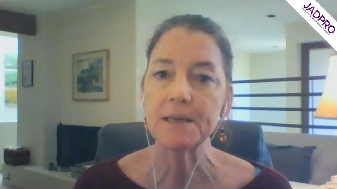 Sandra Kurtin, PhD, ANP-C, AOCN, on The Burkitt Lymphoma International Prognostic Index