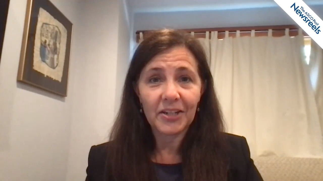 Heather A. Wakelee, MD, on NSCLC: Atezolizumab vs Best Supportive Care After Chemotherapy
