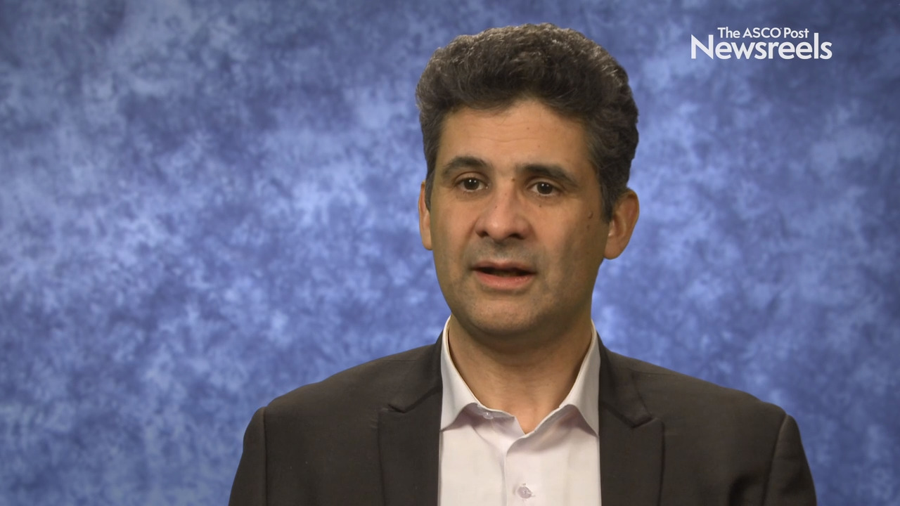 Karim Fizazi, MD, PhD, on Prostate Cancer: Results From the LATITUDE Trial on Abiraterone Acetate Plus Prednisone