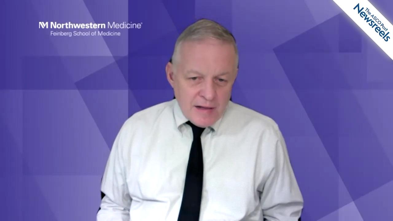 William J. Gradishar, MD, on Triple-Negative Breast Cancer: NCCN Guidelines Update