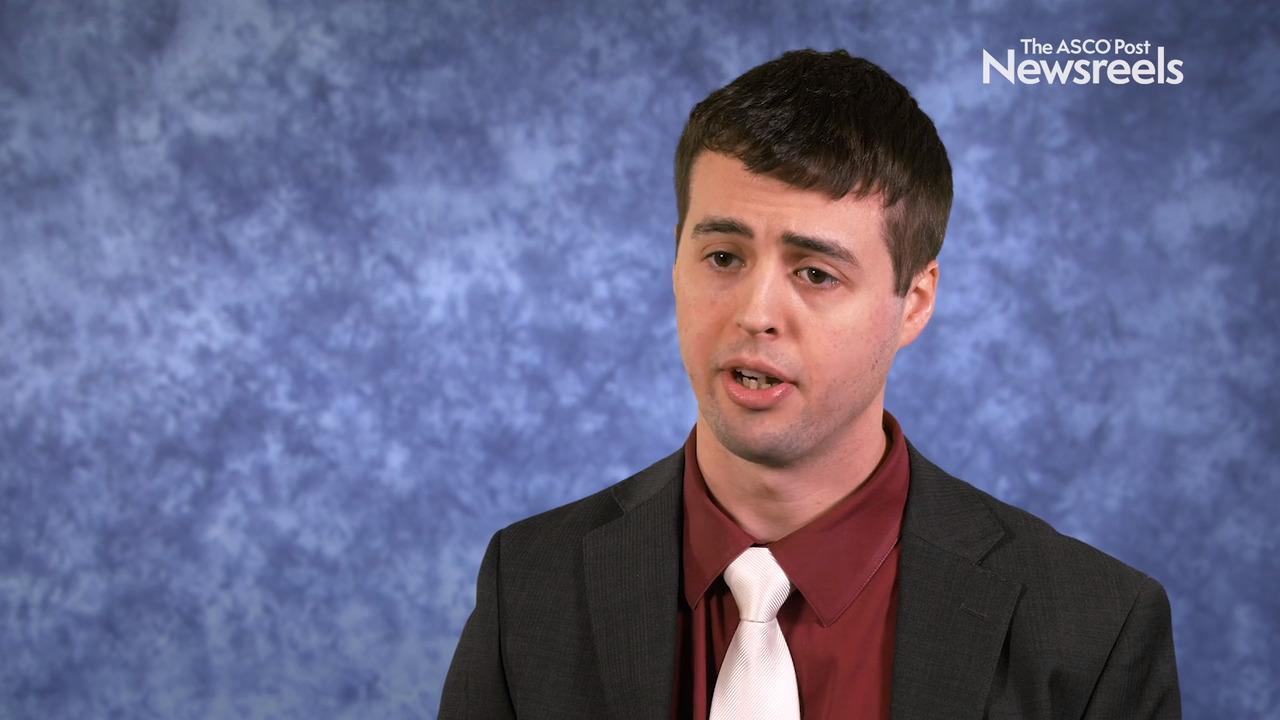 Jarrett Failing, MD, on Human Leukocyte Antigen Expression in NSCLC With Brain Metastases