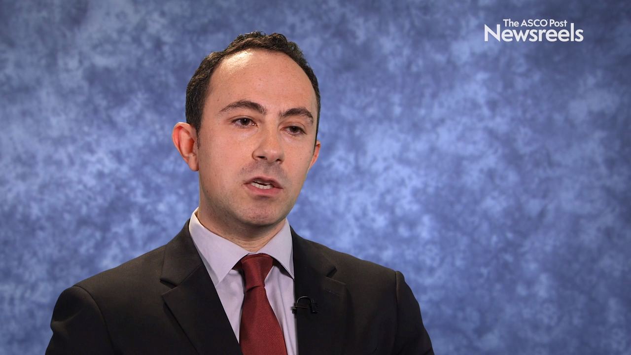 Youssef Zeidan, MD, PhD, on HER2-Positive Breast Cancer: HERA Trial on Postmastectomy Radiation Therapy