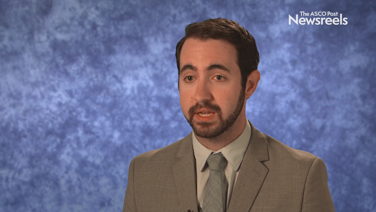 Kyle F. Concannon, MD, on Lung Cancer in Homeless Patients: Outcomes and Quality Measures