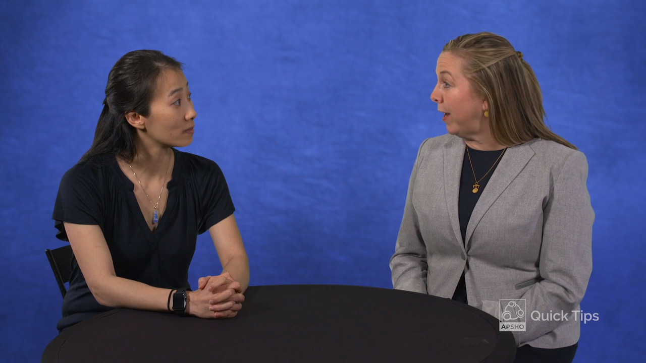 What are the best ways to monitor minimal residual disease in myeloid malignancies?