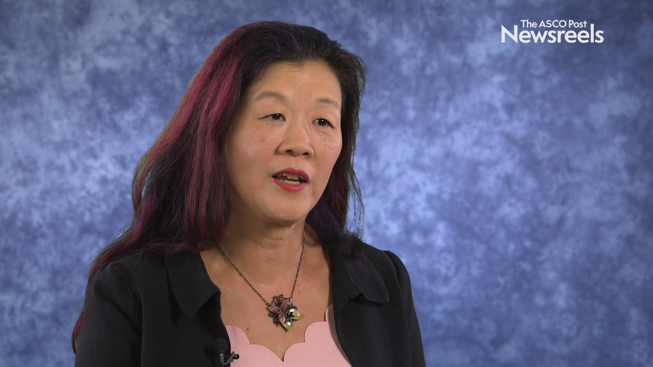Laura Q.M. Chow, MD, on Metastatic NSCLC: Results of the ASCEND-7 Trial on Ceritinib