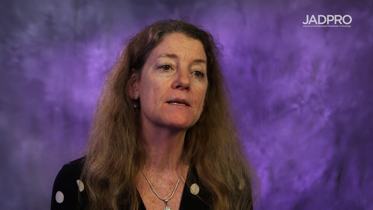 Sandra E. Kurtin, PhD, ANP-C, AOCN, on Multiple Myeloma in Older Patients: Isatuximab With Pomalidomide and Dexamethasone