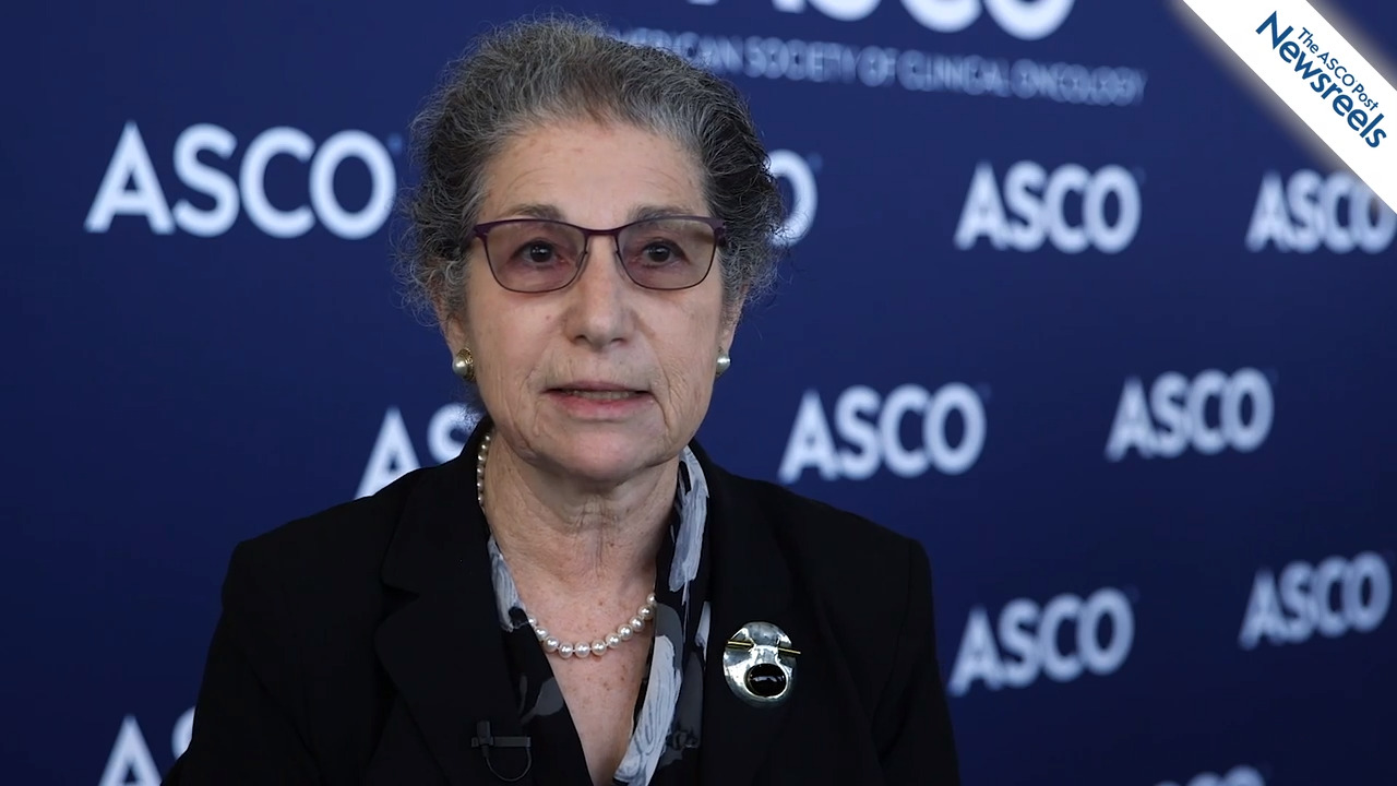 Patricia A. Ganz, MD, on Breast Cancer: Whole- vs Partial-Breast Irradiation