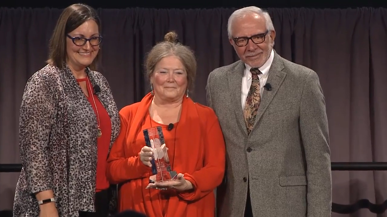Second Annual Mary Pazdur Award for Excellence in Advanced Practice in Oncology