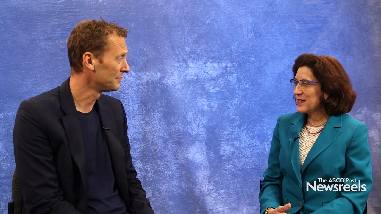 Peter Schmid, MD, PhD, and Hope S. Rugo, MD, on Metastatic Triple-Negative Breast Cancer: Atezolizumab Plus Nab-paclitaxel