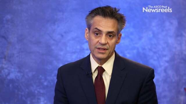 Robert Coleman on Ovarian Cancer - The ASCO Post