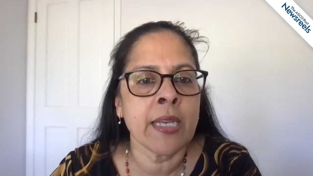 Sandy Srinivas, MD, on Managing Metastatic Castration-Resistant Prostate Cancer