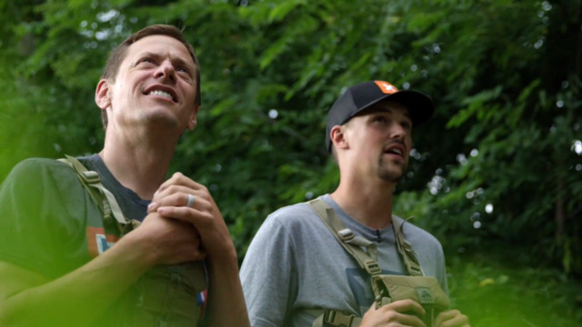 S1-E01: Steven Rinella and Mark Kenyon Check Out MeatEater's New Hunting Property