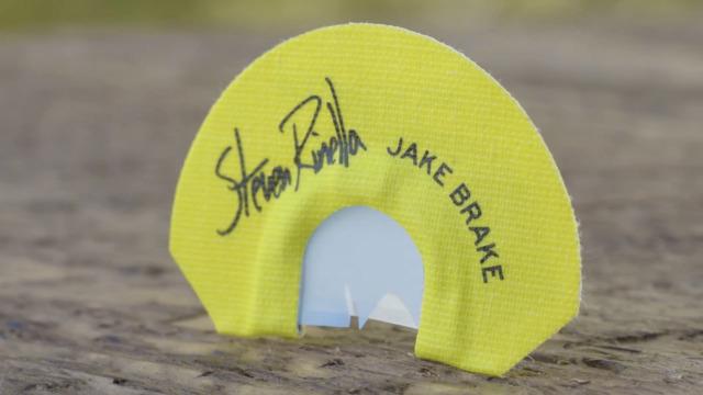 Steve Demos the Jake Brake Diaphragm Call | MeatEater x Phelps