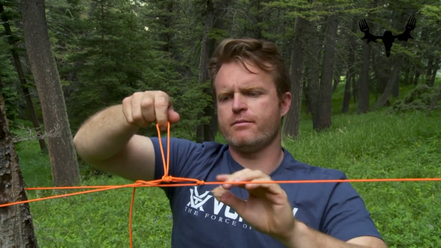 How To Tie A Trucker's Hitch Knot With Dan Doty