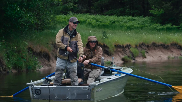S2-E02: Au Sable River Trout with Janis Putelis and Brian Kozminski
