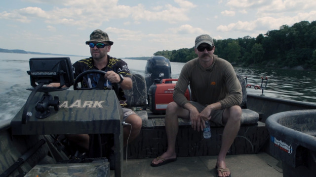 S1-E02: Invasive Carp and Catfish Noodling