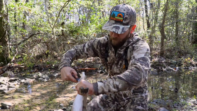 How To Shock Pouch A Deer with Clay Newcomb