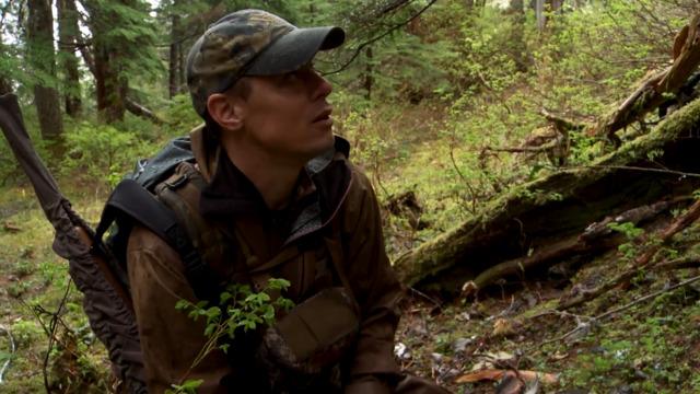 Steven Rinella Retrieves his First Alaskan Sooty Grouse