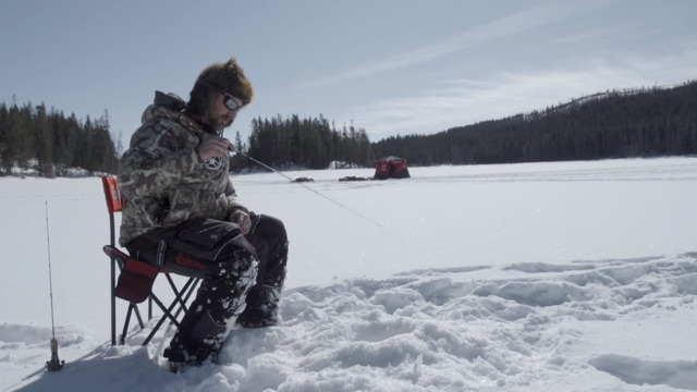 How To Choose Ice Fishing Bait