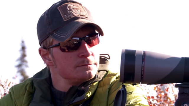 Steve Rinella Discusses the Optical Experience of the Alaskan Expanse