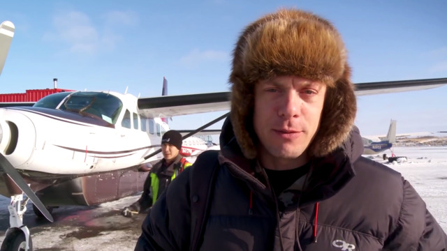 Steven Rinella Travels to Alaska's Remote Nunivak Island