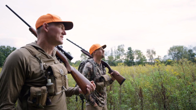 S1-E03: Steven Rinella & Janis Putelis Join Mark Kenyon to Hunt Squirrels