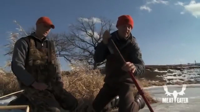 How to Trap Beaver and Muskrat with Steven Rinella