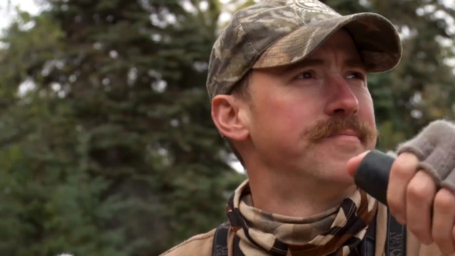 Steven Rinella Gets Charged By a Moose on MeatEater