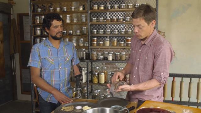 S6-E13: Cooking Special: Smoked Meats With Eduardo Garcia