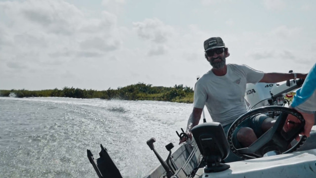 S1-E01: Steve Rinella and JT Van Zandt Chase Redfish in Texas