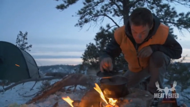 How to Cook Wild Game Stew in the Field with Steven Rinella