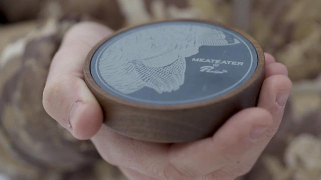 Steve Demos The Slate Pot Call | MeatEater x Phelps