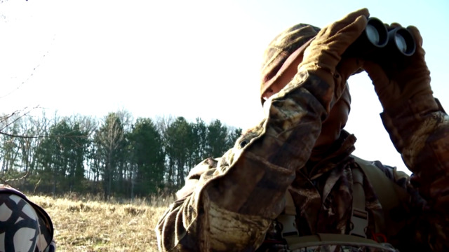 Up Close Encounter with a Spring Turkey on MeatEater with Steven Rinella