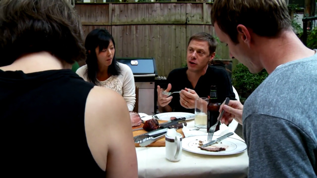 How to Grill a Buffalo Steak with Steven Rinella
